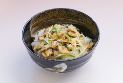 Asari-don<br> (Clam rice bowl)