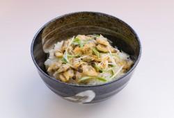 Asari-don<br> (Clam rice bowl)