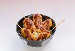 宮津風味醬炸蛤蜊丼